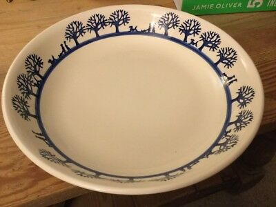 Emma Bridgewater walk in the park serving dish