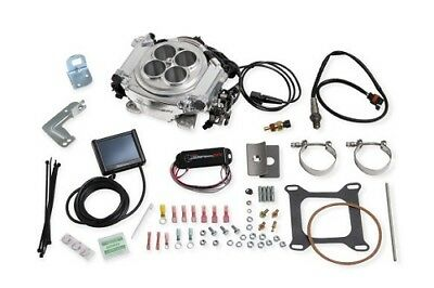 Holley Performance 550-510 Sniper EFI Self-Tuning Fuel Injection System 4150