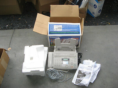 Panasonic KX-FHD331 Plain Paper Fax machine and copier  with Caller ID telephone