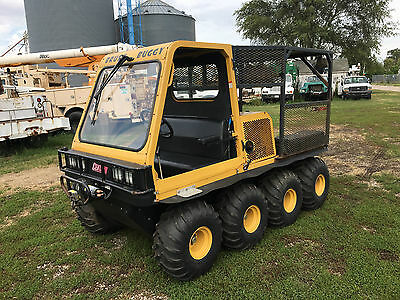 2004 Centaur 950 8x8 Brush Buggy UTV ATV Track Machine Water Snow Backyard Gas