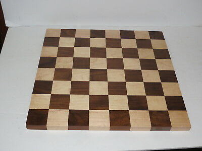 """@ Wooden Chess Board 16"""" X 16"""" @"""
