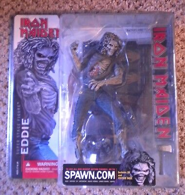 Iron Maiden Eddie Super Stage Figure Spawn McFarlane from the Album Killers