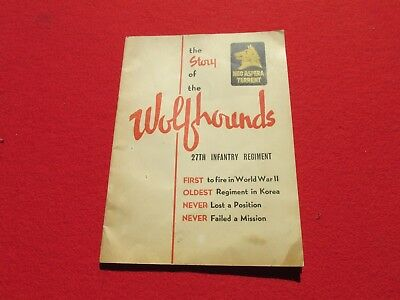 27th Infantry Regiment unit History Wolfhounds Siberia 25th Division