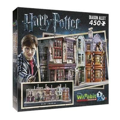 Harry Potter Winkelgasse / Diagon Alley - Harry Potter 3D (Puzzle) 3D-PUZZLE H..
