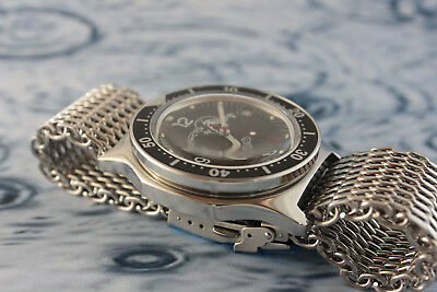 "NEW! BEZEL TO VOSTOK Vostok Amphibian watches ""smooth"""