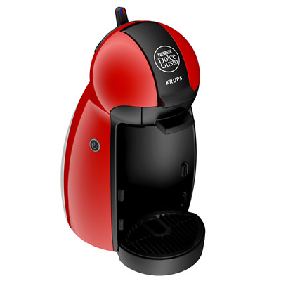 Cafet. Krups Kp1006 Piccolo Dolce Gusto Roja