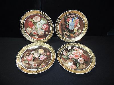 Rare Antique Lot of T. Limoges Depos Fragrance Collection Circus Wall Plates
