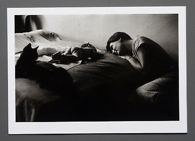 Elliott Erwitt Limited Edition Photo Print 24x17cm New York City 1953 Woman Baby