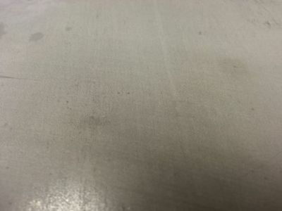 "12ga Stainless Steel 2B Mill Finish 304 Sheet Plate 6"" x 12"""