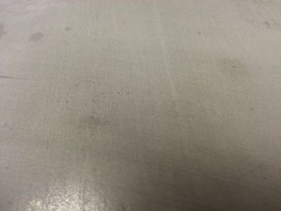 "24ga Stainless Steel 2B Mill Finish 304 Sheet Plate 12"" x 12"""