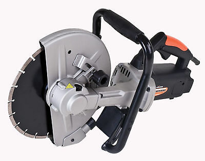 12in Disc Stone Cutter 1800W Power Tool Blade Electric Concrete Circular Saw New