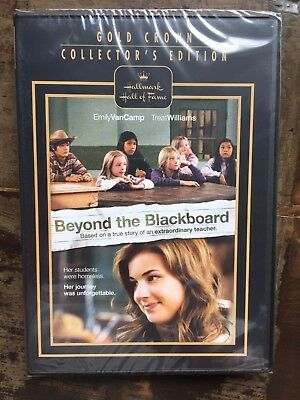 Hallmark Hall of Fame Beyond the Blackboard  DVD - New Free Ship
