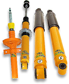 Spax Adjustable Front Shock Absorber Rover P4 Series (50 > 63)