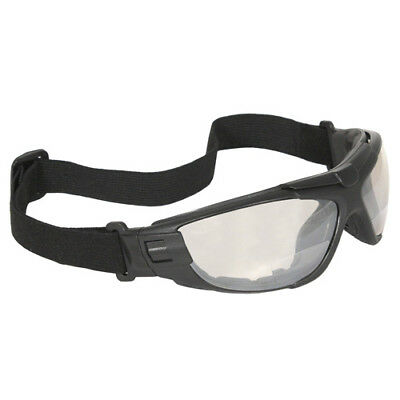 Radians Cuatro Bifocal Safety Goggles Glasses 2.0 Clear Foam Lined Reading