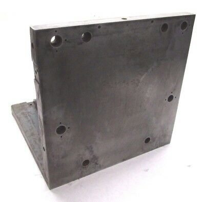 "GRAND HEAVY DUTY 12"" x 12"" x 12"" RIGHT ANGLE PLATE"