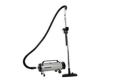 MetroVac Professional Evolution Variable Speed Full-Size Canister Vac ADM4SNBFVC
