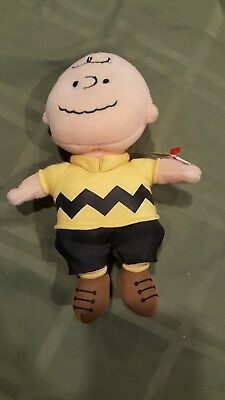 9379e3ace20 CHARLIE BROWN TY Beanie Baby Plays Music