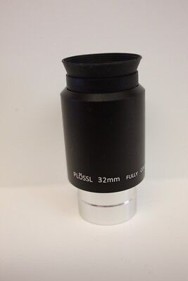 "1.25"" 32mm Quality Plossl Telescope Eyepiece Fully Coated Lenses  Ships from USA"
