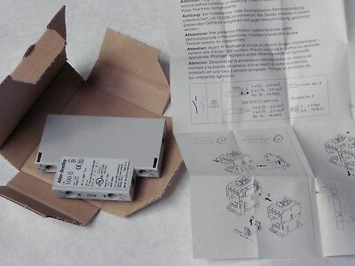 NEW IN BOX Allen Bradley #100-SA02 Auxiliary Contacts Side Mnt