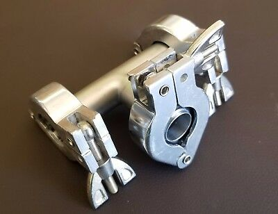 KF16 TEE, ISO-KF16 TEE, [NW16] With Clamps & Centering O-Ring [JW]