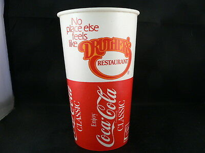 Druther's-----Coca Cola  Cup