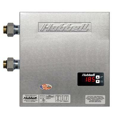 Hubbell - JTX011-3R - 11-KW Tankless Booster Heater