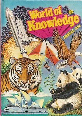 World Of Knowledge Annual 1983