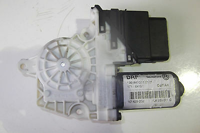 Vw Volkswagen Golf Mk4 Electric Window Motor N/s/r Passenger Rear 1J4 959 811C