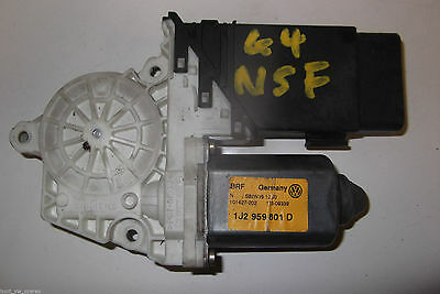 Vw Volkwagen Golf Mk4 Bora Electric Window Motor  Passenger Front 1J2 959 802A