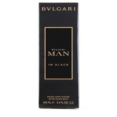 BULGARI man in black after shave balsamo dopobarba 100 ml