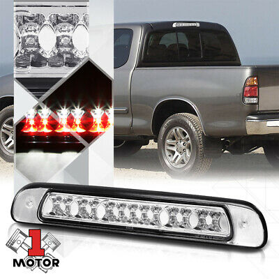 Clear Rear LED Third [3rd] Brake Light Cargo Functioned for 00-06 Toyota Tundra