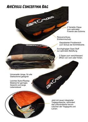 AirCross Zellenpacksack CONCERTINA Bag/ Sac concertina