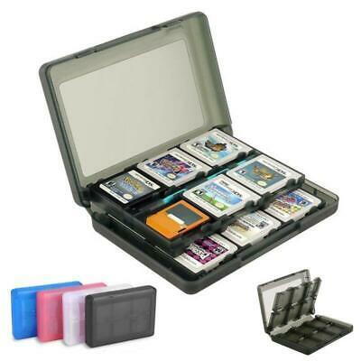 NEW 28-in-1 Game Memory Card Cartridge Case Holder Box for Nintendo 2DS 3DS XL
