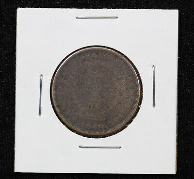 1846 W W Wilbur Auction Charleston South Carolina Slave Token Rulau SC9