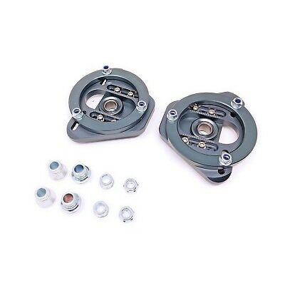 GSP ADJUSTABLE FRONT CAMBER & CASTER PLATE For BMW 3-SERIES/M3 99-05 (E46)