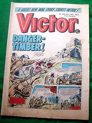 Grenadier Guards At Monte Battaglia On Gothic Line  Ww2 Cover Story  Victor 1975