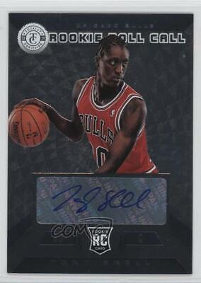 2013-14 Totally Certified Rookie Roll Call Signatures Silver #38 Tony Snell Auto