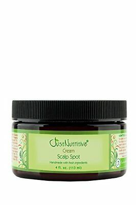 Bald Spot Treatment Scalp Care - Non Medicated Natural Nutrients Herbal Extracts