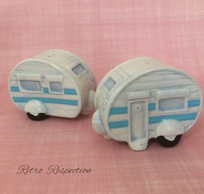 NOVELTY Salt & Pepper Shakers - Vintage Caravan