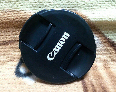 Canon NEW Snap On Lens Cap 77mm Cover protector for EF EFS EF-M Lens