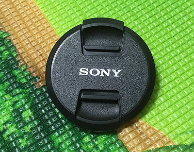 Sony NEW Snap On Lens Cap 77mm Cover protector for SONY E-MOUNT NEX Lens