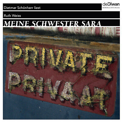 Meine Schwester Sara, 8 Audio-CDs 8 Audio-CD(s)