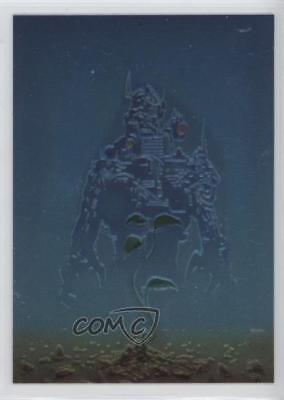 1993 Comic Images Other Worlds: Michael Whelan II #6 The Ultimate Enemy Card 1l2