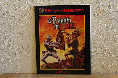 Advanced Dungeons & Dragons - Adventure: A Paladine in Hell