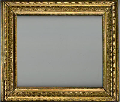 Late 19th Century Picture Frame - Ornate Gilt Frame