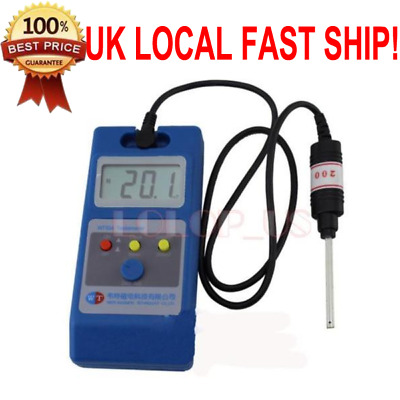 WT10A LCD Tesla Meter Gaussmeter Surface Magnetic Field Tester UK fast  SHIP!