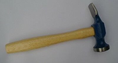 Professional Leather Worker Hammer - Single Faced London Pattern