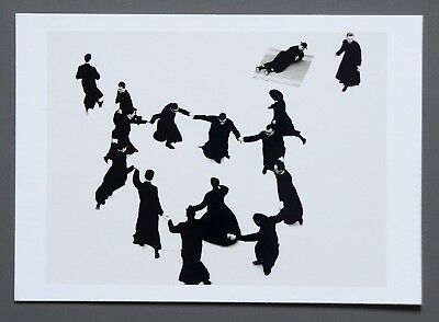 Mario Giacomelli Limited Edition Photo 17x24cm Senigallia 1962-1963 B&W Art SW