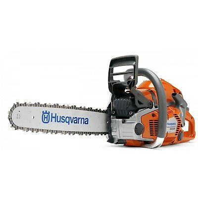 """HUSQVARNA 550XP CHAINSAW 13"""" with bar and chain, ideal for arborists, forestery"""