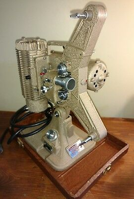 Rare Keystone K-68 Commander 8Mm Projector Minty Working Condition!
